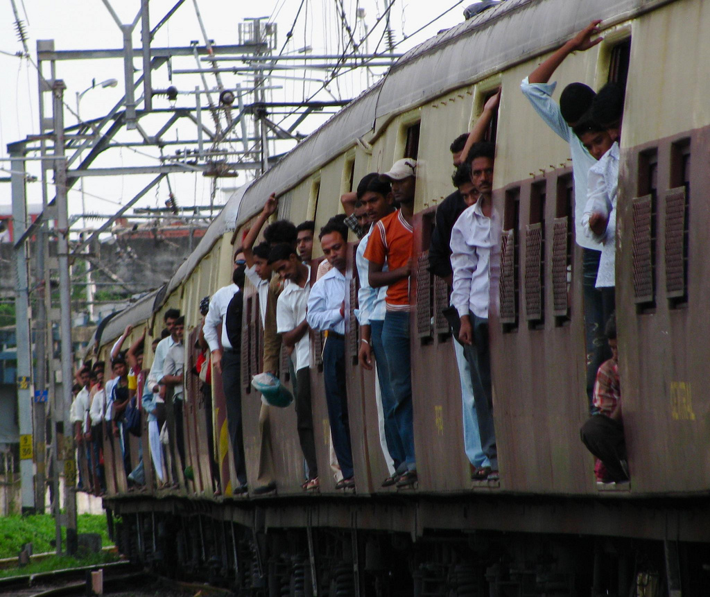 Mumbai Train Deaths